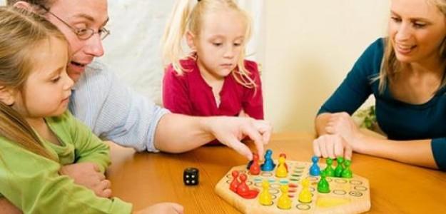 Играем дома с детьми